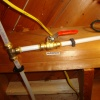 humidifier shut off valve