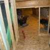 Going to add a door for the crawlspace