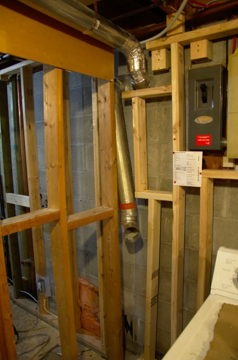 Air Sealing Dryer Vent Insulating Basement Without Setting House On Fire Anandtech Forums Technology Hardware Software And Deals